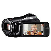 Canon LEGRIA HF M46 High Definition Camcorder - Black (10x Optical Zoom, 3 inch Touchscreen LCD)