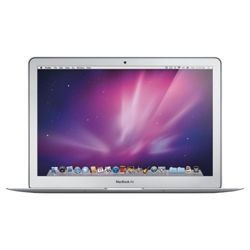 Apple MacBook Air Silver Laptop (2GB, 256GB, 13