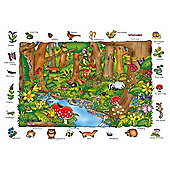 Orchard Toys Where In The Wood Jigsaw Puzzle