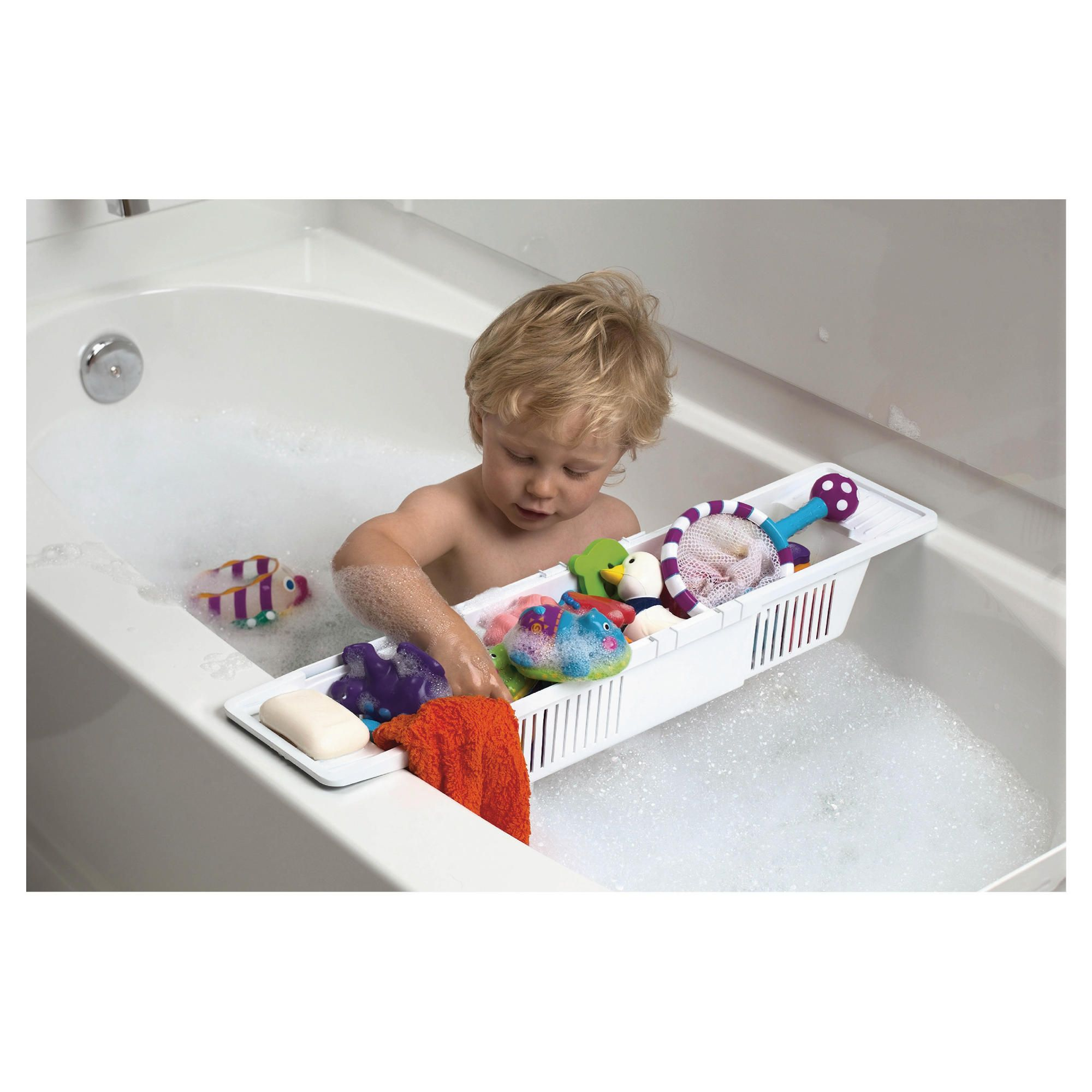 Baby Dan Bath Storage Basket