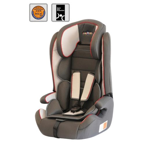 Cozy 'N' Safe, Group 123 Child Car Seat