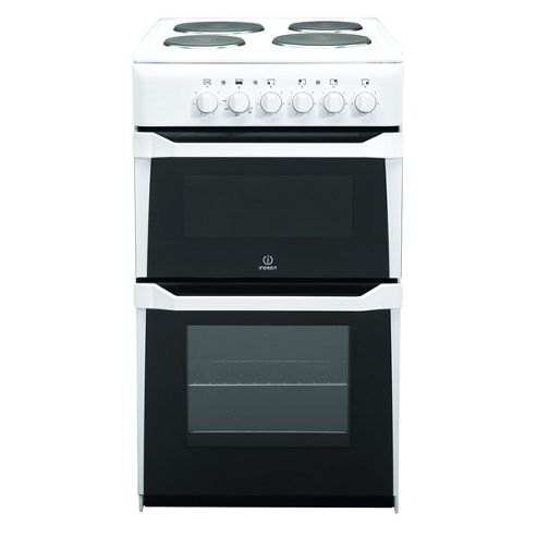 Indesit IT50EW White Electric Cooker