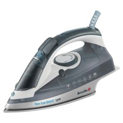 Breville VIN224 Self-Clean Feature Iron with Ceramic Plate - Grey
