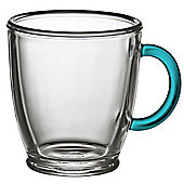 Glass Tea/ Coffee Mug - 36cl