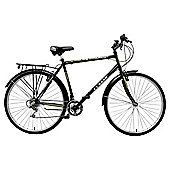 "Classic Touriste 26"" Adult Hybrid Retro Men's Bike"