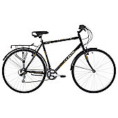 "Classic Touriste 22"" Adult Hybrid Retro Men's Bike"