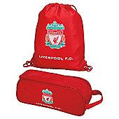 Liverpool FC Boot Bag & Gym Bag