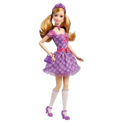 Barbie Princess Charm School Schoolgirl Delancey Doll