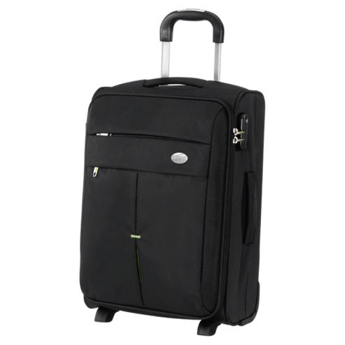 Samsonite American Tourister Colora 2-Wheel Suitcase, Black 55cm