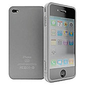 Cygnett Second Skin Silicone Case iPhone 4 Clear