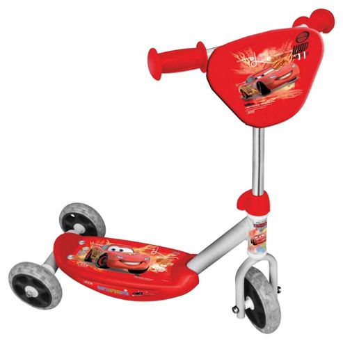 Disney Cars 3-Wheel Tri Scooter