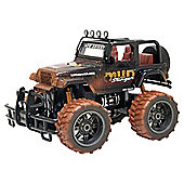 New Bright 1:10 RC Toy Mud Jeep