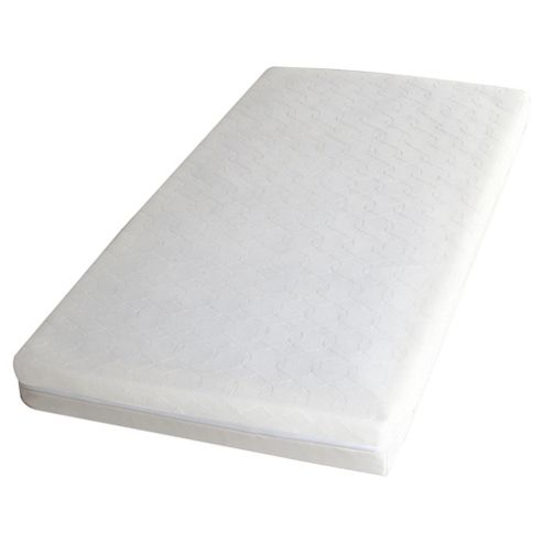 Kit For Kids Ventiflow Pocketed Spring Cot Bed Mattress 140x70cm