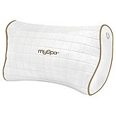 MySpa Vibrating Bath Pillow