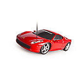 New Bright Sport Ferrari 458 Italia 1:24 Radio Controlled Car