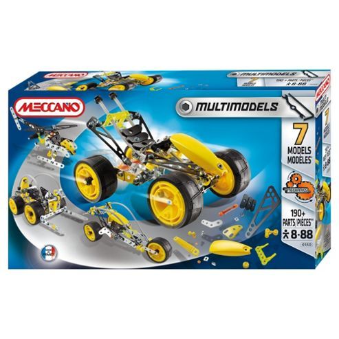 Meccano 834550 Multi Model Set Bike