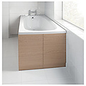 Bathsmart Oak Effect Refresh Bath End Panel