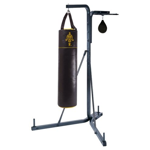 Golds Gym Multi Pupose Boxing Stand W/Speedball