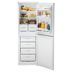 Indesit CA55 White 55cm Fridge Freezer