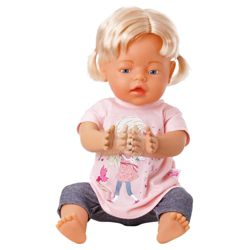 Baby Born Bambina Clapping Hands Doll