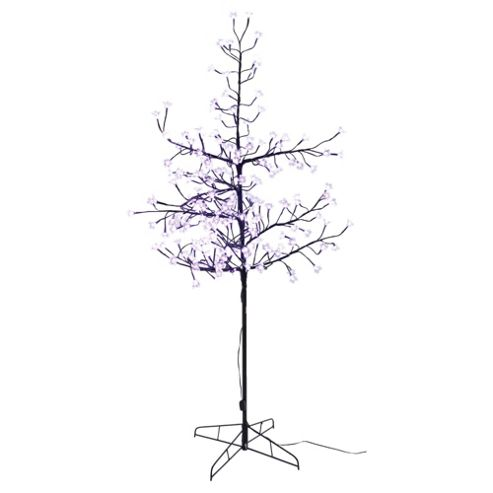 5ft Blossom tree with 200 LED pink lights