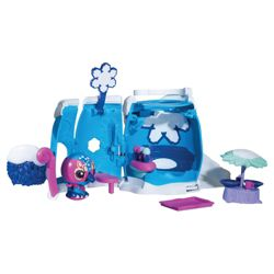 Zoobles Drop In Playset Assorted One Supplied Only