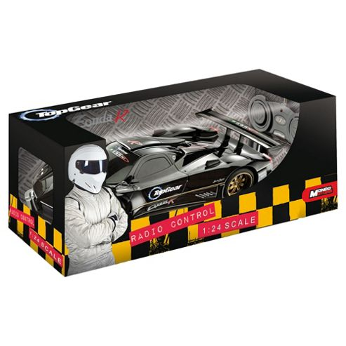 Mondo 1:24 Top Gear Full Function RC Toy Car