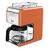 Kenwood K-Mix CM027  Boutique Coffee Machine - Orange Filter
