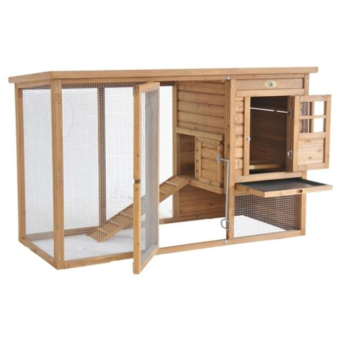 Buy chickenshack chicken coop with run and cover small for Small chicken coop with run