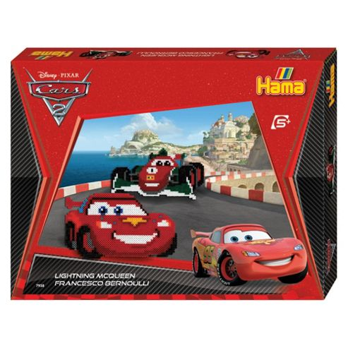 Hama Beads Gift Box Disney Cars