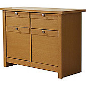 ValuFurniture Fuse Sideboard - Oak
