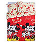 Disney Mickey and Minnie Double Duvet Set
