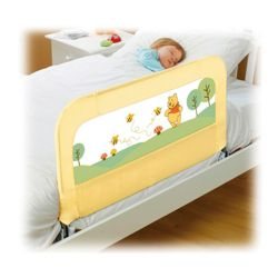 Summer Infant Single Bed Rail, Winnie the Pooh