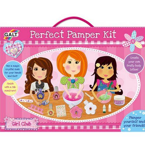 Girls Club Perfect Pamper Kit