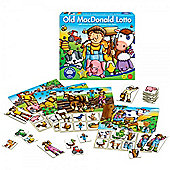 Orchard Toys Old Macdonald Lotto Educational Game