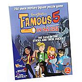 Famous Five Mystery Puzzles-Sticks & Tricks