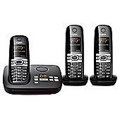 Gigaset Communications C610A Triple Telephone