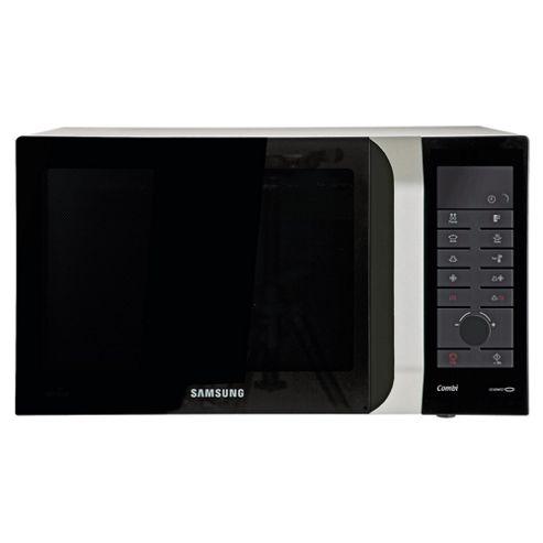 Samsung CE107F-S 28L 900W Microwave - Black