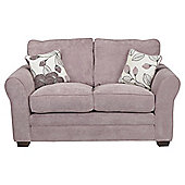 Amelie Small Standard Back Fabric Sofa, Lilac