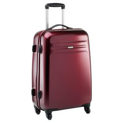 Samsonite American Tourister Thunderlite Spinner Suitcase, Red 55cm