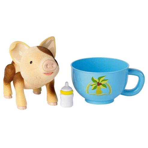 Teacup Piggies - Copper