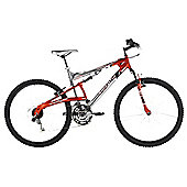 "Barracuda Arizona 26"" Full Suspension Adult Mountain Bike"