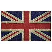 Tesco Union Jack Mat
