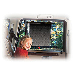 Lindam Safety Sun block Car Shades Twin Pack