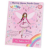 Rainbow Magic Mystery Puzzles The Ballet Slipper
