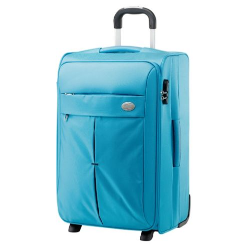 Samsonite American Tourister Colora 2-Wheel Suitcase, Turquoise 55cm