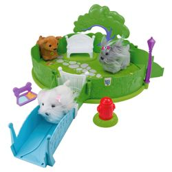 Zhu Zhu Puppies Bark Park Playset
