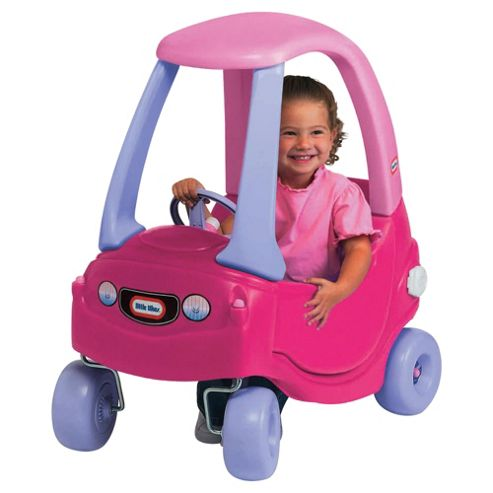 Little Tikes Cozy Coupe Ride-On Car, Pink