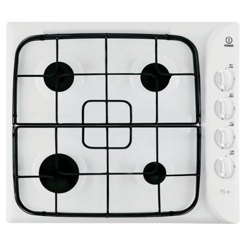 Indesit PIM 640 AS White Gas Hob