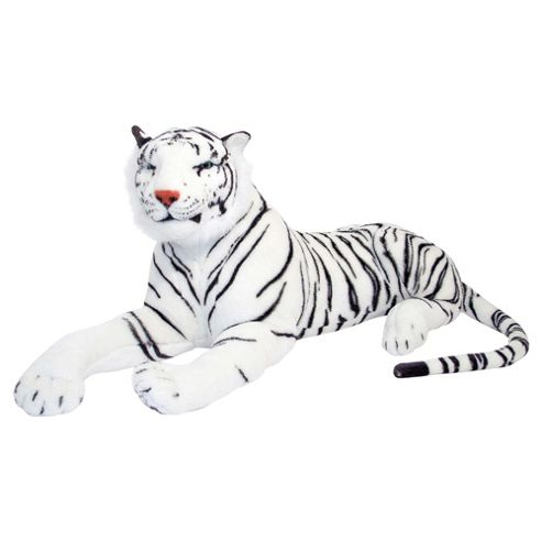 Melissa And Doug Tiger Plush Melissa Doug White
